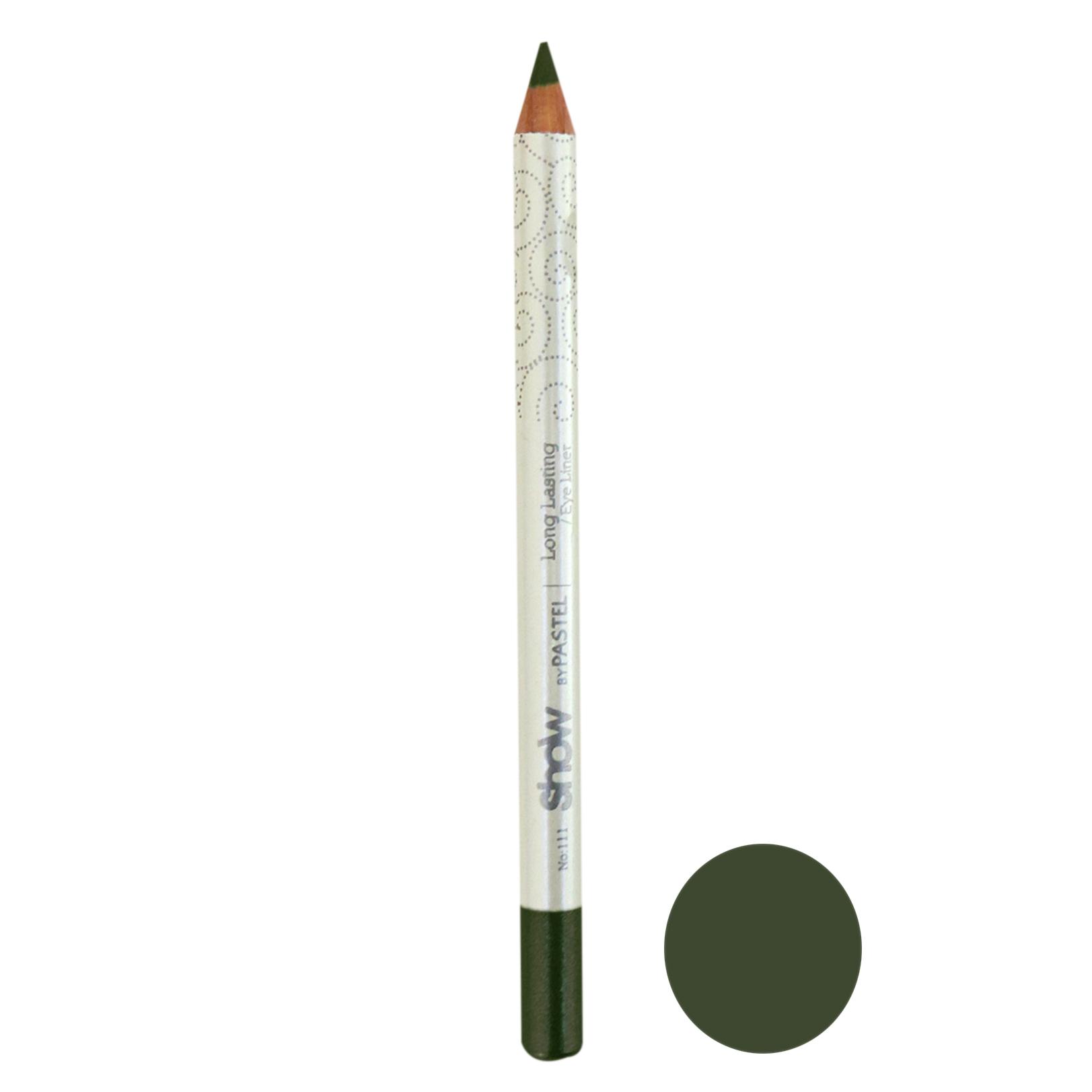 مداد چشم پاستل مدل Long Lasting شماره 108