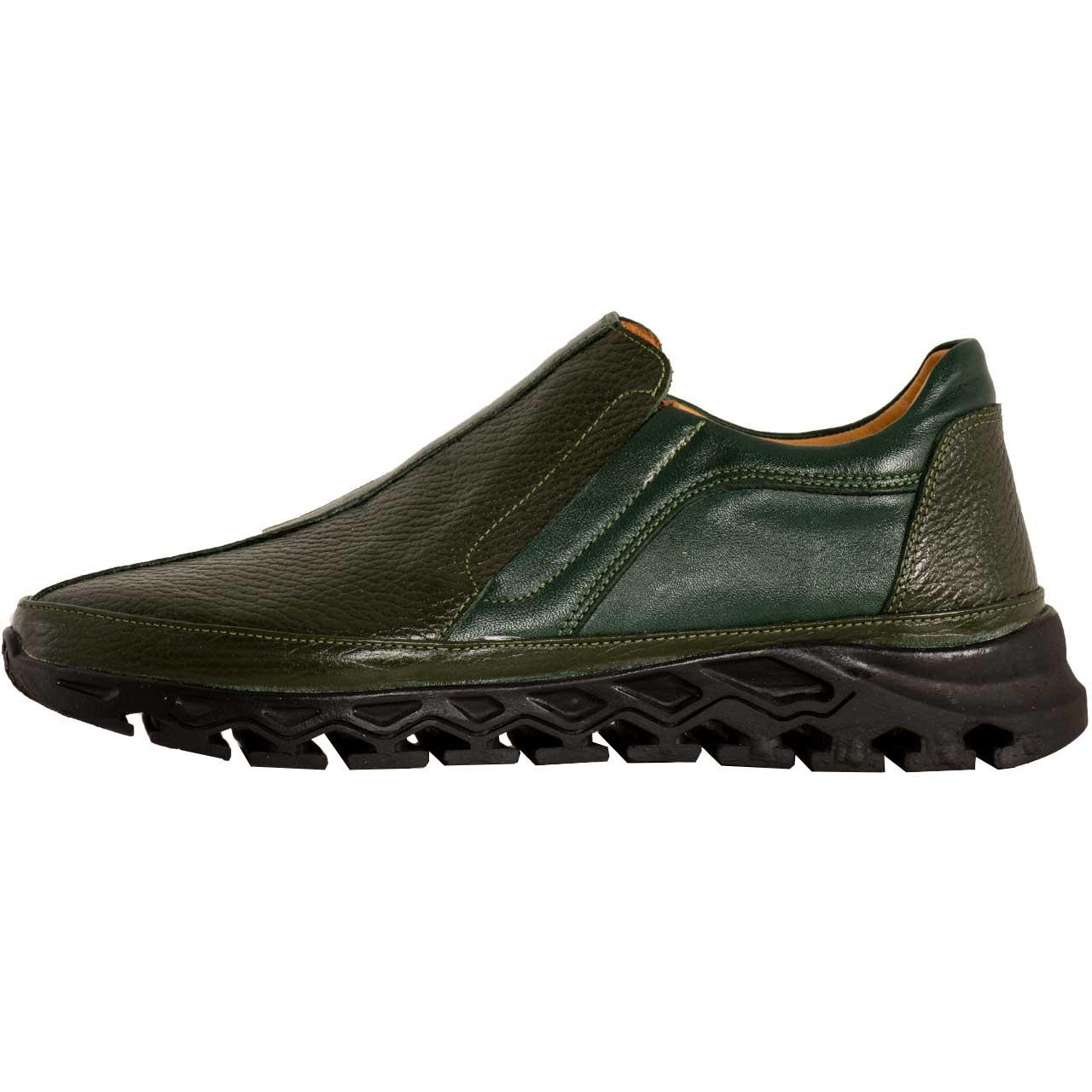 کفش روزمره زنانه پارینه چرم مدل SHOW42-9