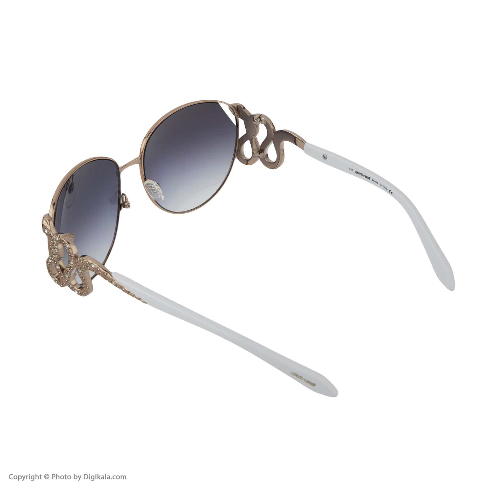 عینک آفتابی زنانه روبرتو کاوالی مدل 897 -  - 4