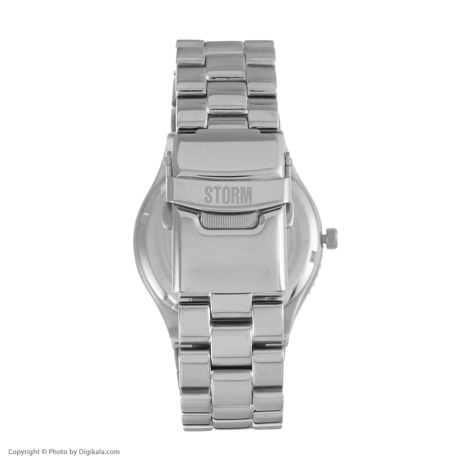 ساعت مچی عقربه ای زنانه استورم مدل ST 47148-IC -  - 6