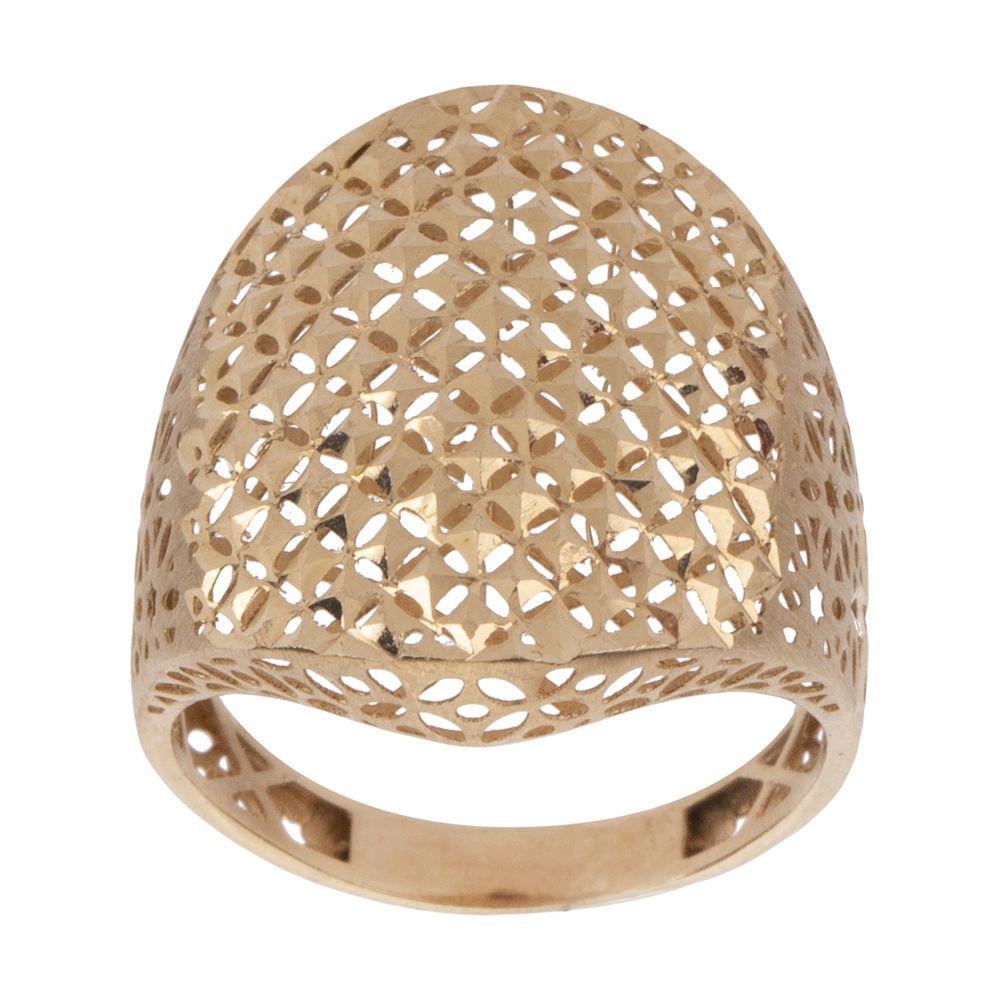 انگشتر طلا 18 عیار زنانه مایا ماهک مدل MR0378
