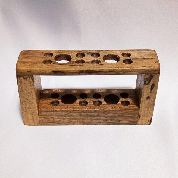 قلمدان چوبی رومیزی کد 01