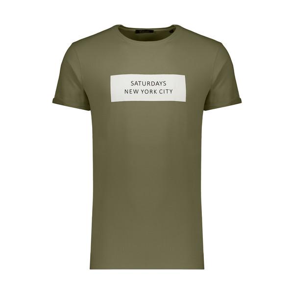 تی شرت مردانه کیکی رایکی مدل MBB2488-018