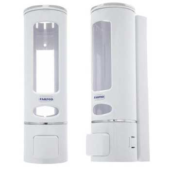 پمپ مایع دستشویی فرپود مدل رز بسته 2 عددی