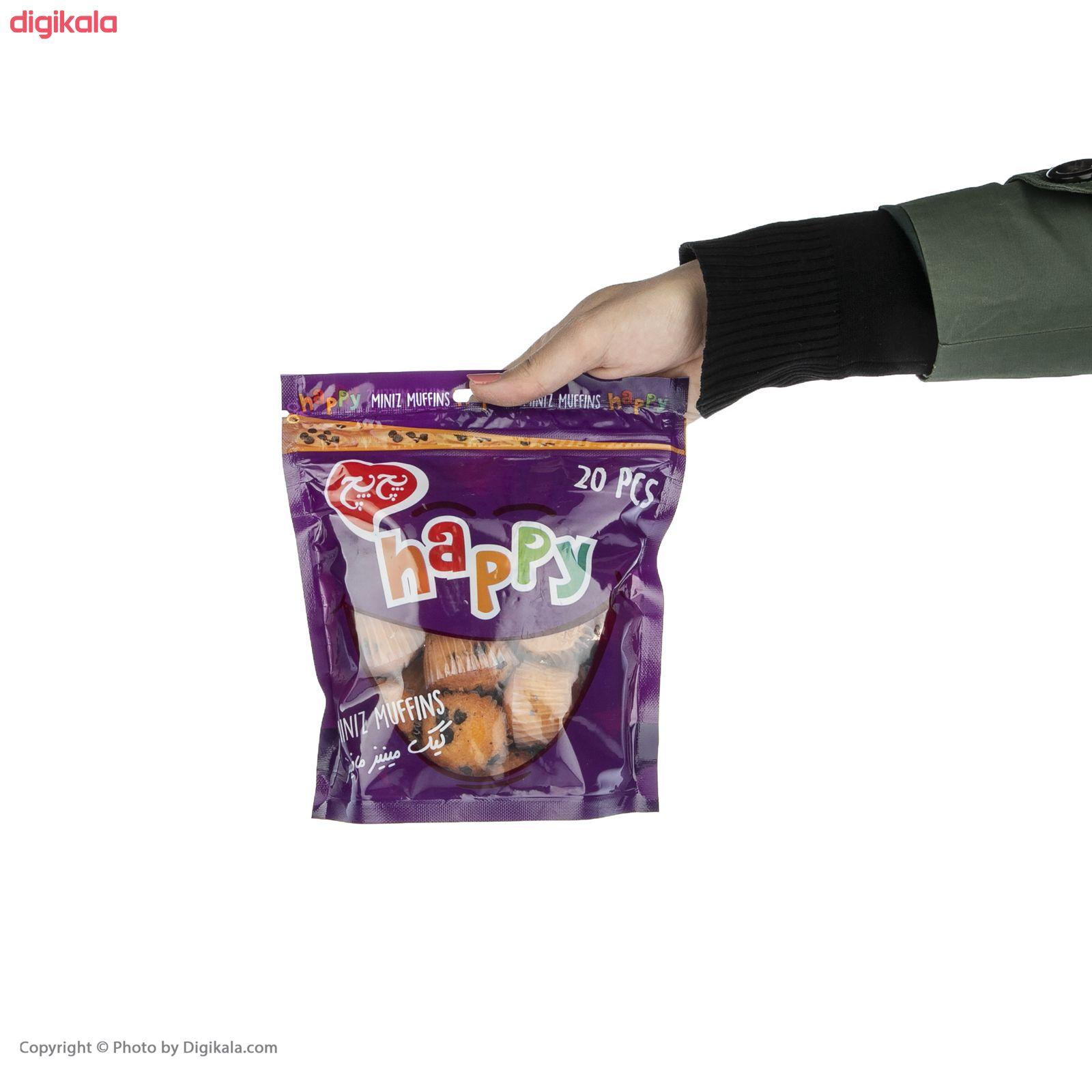 کیک مینیز مافینز پچ پچ - 160 گرم  main 1 1