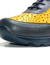 کفش روزمره زنانه آر اند دبلیو مدل 642 رنگ سرمه ای -  - 8
