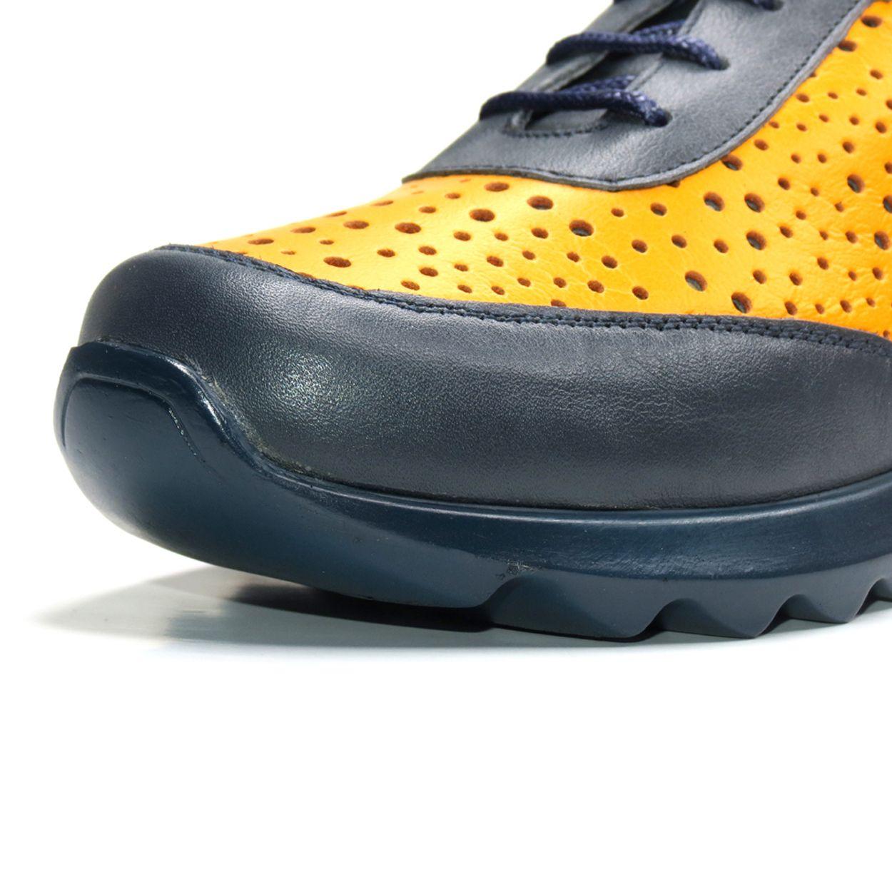 کفش روزمره زنانه آر اند دبلیو مدل 642 رنگ سرمه ای -  - 9