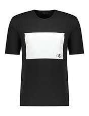 تی شرت مردانه پاتن جامه مدل 99M5224 رنگ مشکی -  - 1