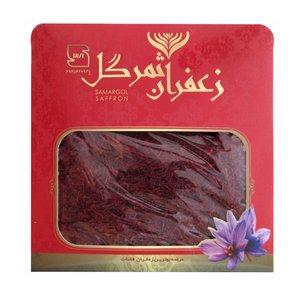 زعفران سرگل اعلاء ثمر گل - ۴.۶ گرم