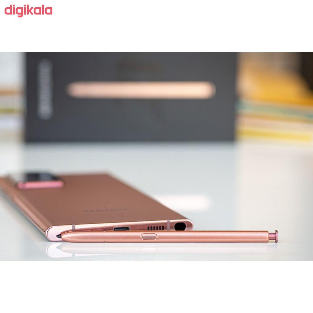 گوشی موبایل سامسونگ مدل Galaxy Note20 Ultra 5G SM-N986 دو سیم کارت ظرفیت 256 گیگابایت main 1 17