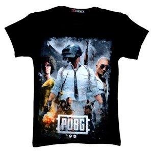 تی شرت پسرانه مدل پابجی کد 66