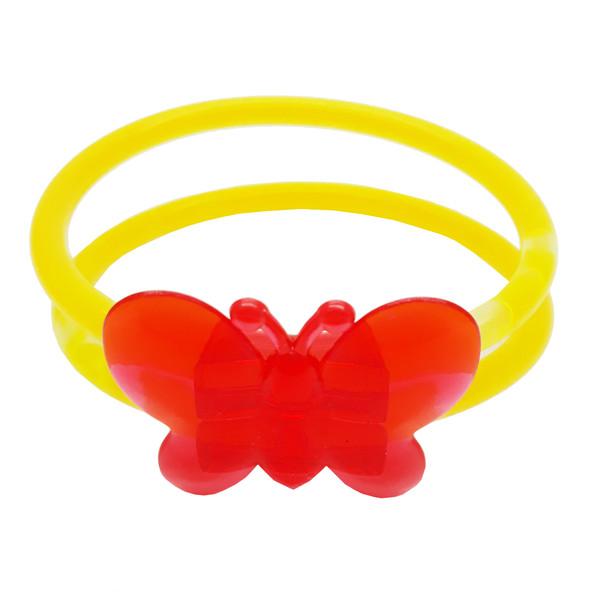 دستبند بلک لایت مدل پروانه
