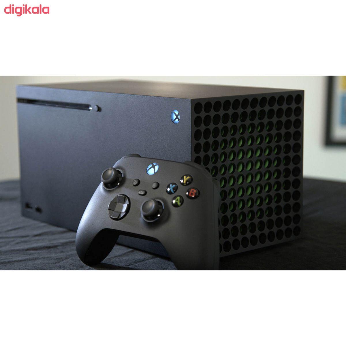 مجموعه کنسول بازی مایکروسافت مدل Xbox Series X ظرفیت 1 ترابایت main 1 12