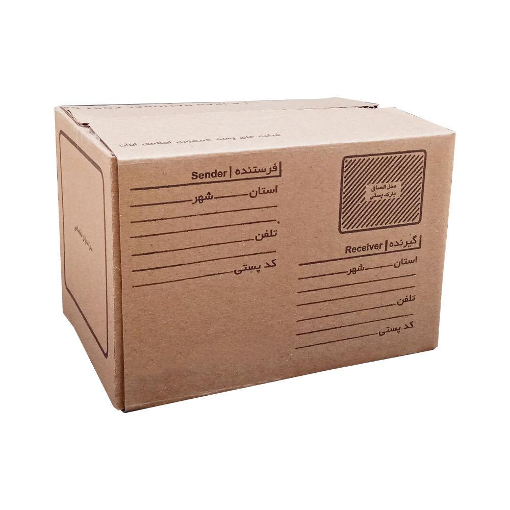 کارتن بسته بندی مدل C-4 بسته 10 عددی