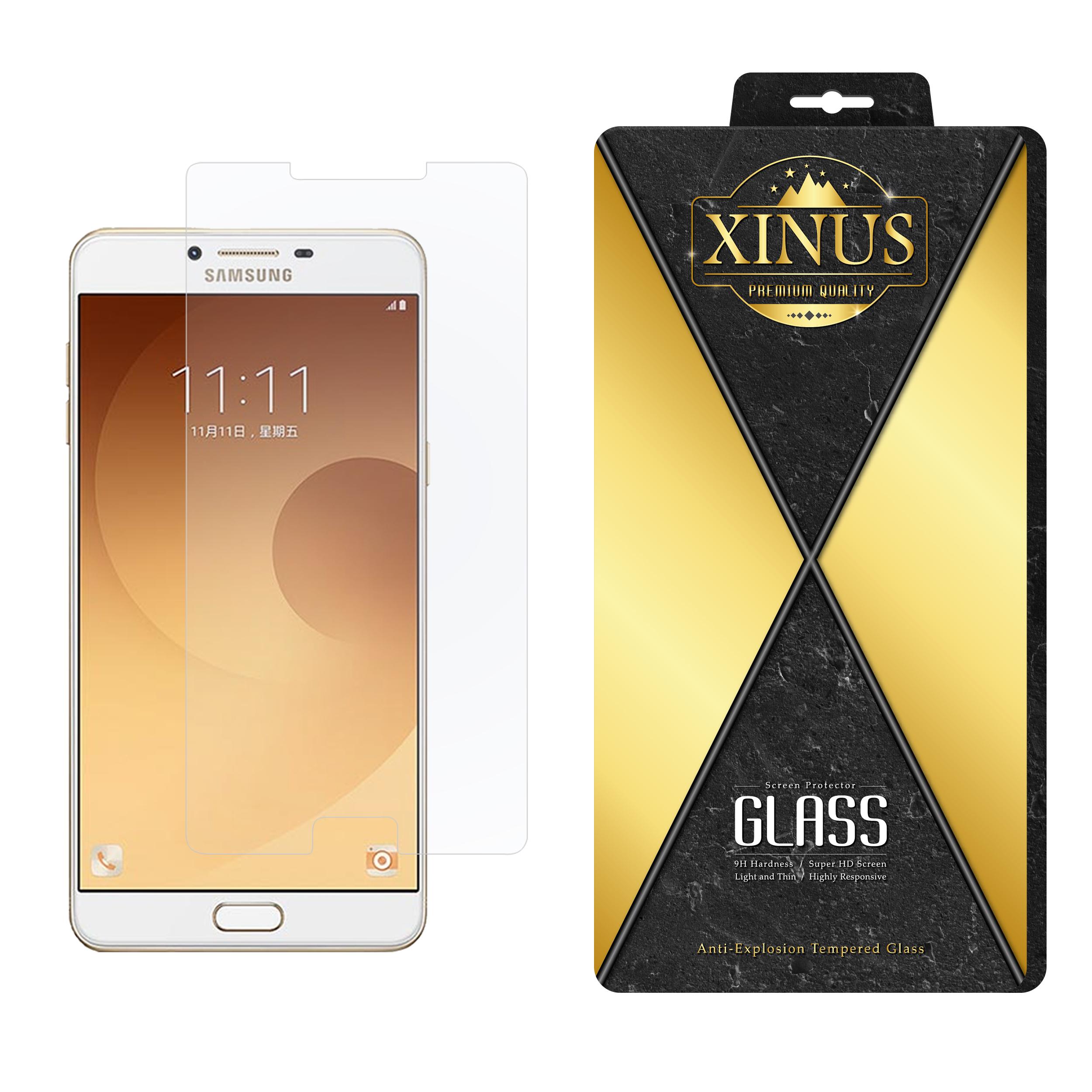 محافظ صفحه نمایش ژینوس مدل SPX مناسب برای گوشی موبایل سامسونگ Galaxy C9 Pro