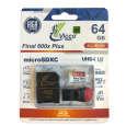 کارت حافظه microSDXC ویکو من مدل Final 600X کلاس 10 استاندارد UHS-I U3 سرعت 90MBps ظرفیت 64گیگابایت همراه با کارت خوان thumb 2
