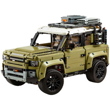 لگو سری Technic مدل Land Rover Defender 42110
