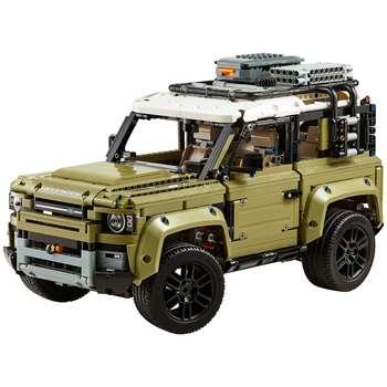 لگو سری Technic مدل Land Rover Defender 42110