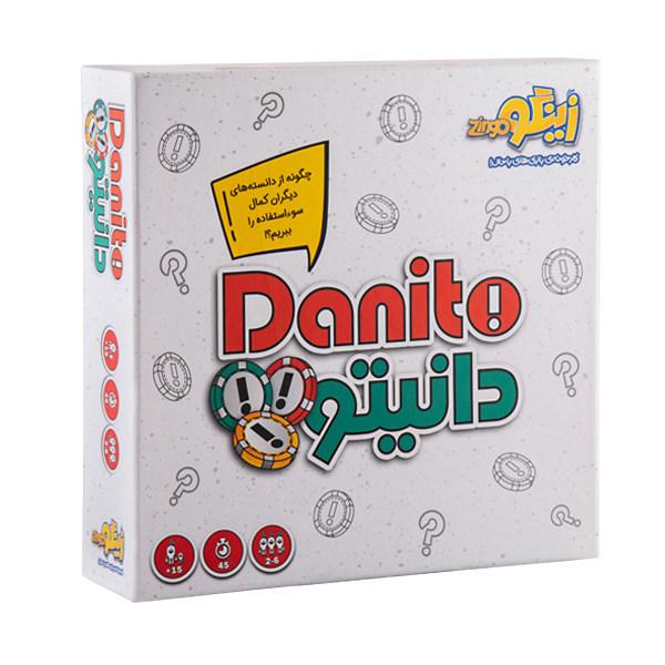 بازی فکری زینگو مدل دانیتو