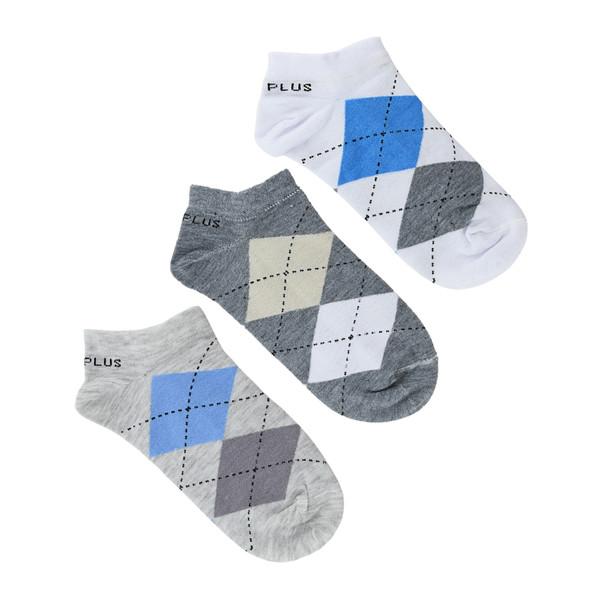 جوراب مردانه فیرو پلاس کد FT3102 مجموعه 3 عددی
