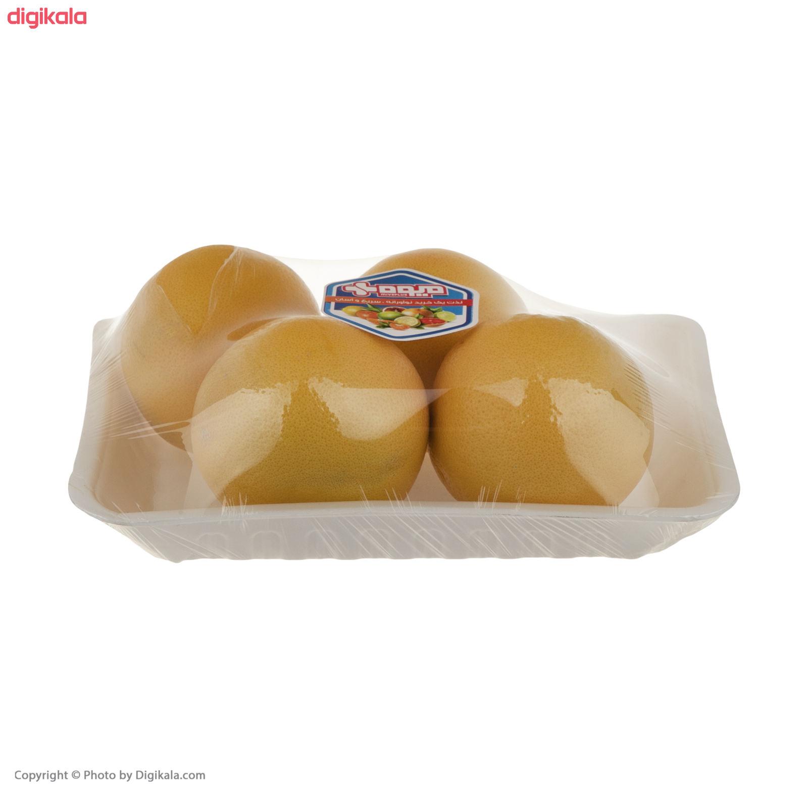 گریپ فروت میوه پلاس - 1 کیلوگرم main 1 1