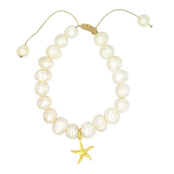 دستبند طلا 18 عیار زنانه گالری مرجان مدل 1011