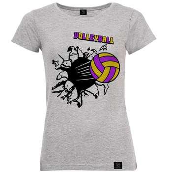 تی شرت زنانه 27 مدل والیبال کد V51