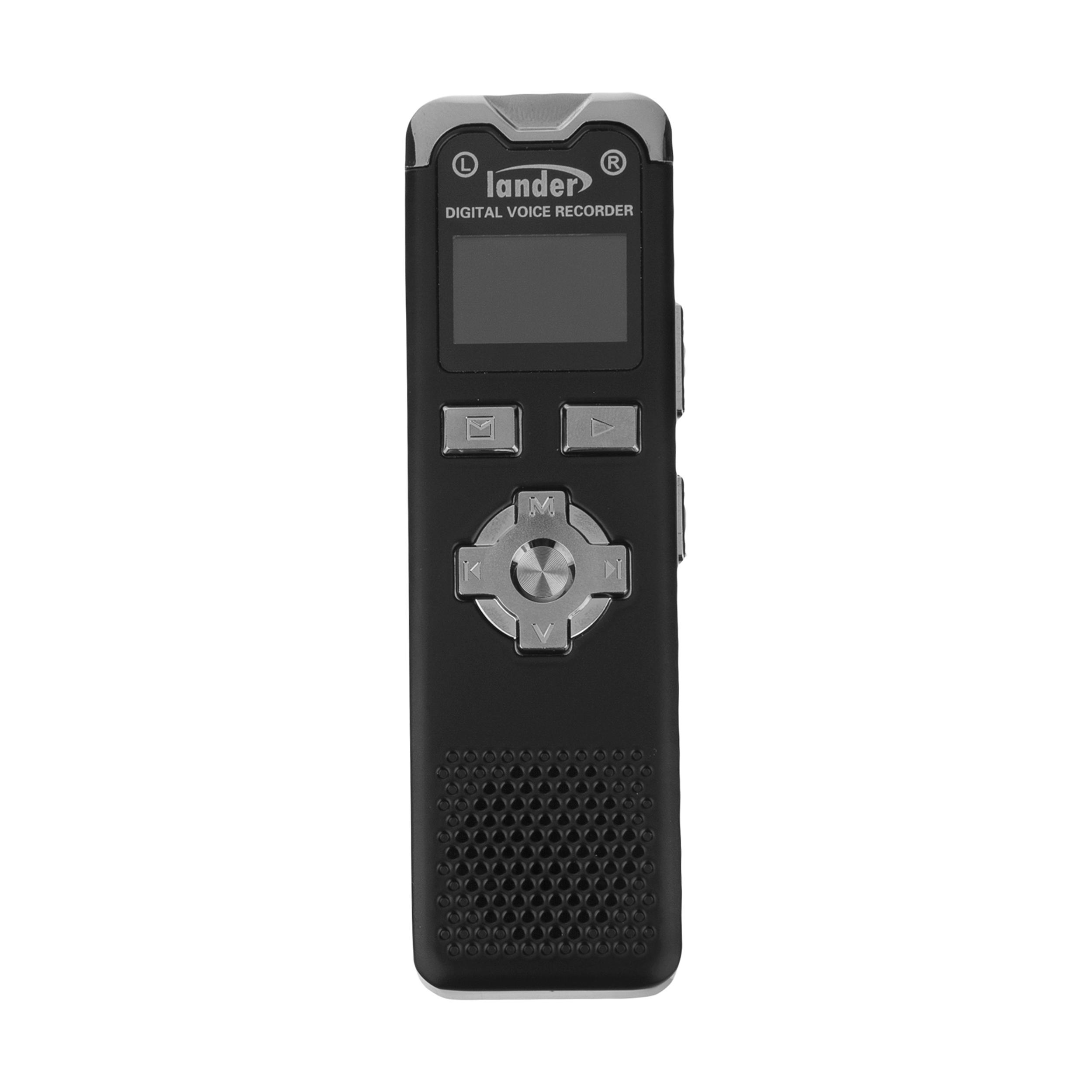 ضبط کننده دیجیتالی صدا لندر مدل LD-79