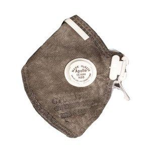 ماسک تنفسی مدل  N95 آپولو سیف ماسک بسته 15 عددی