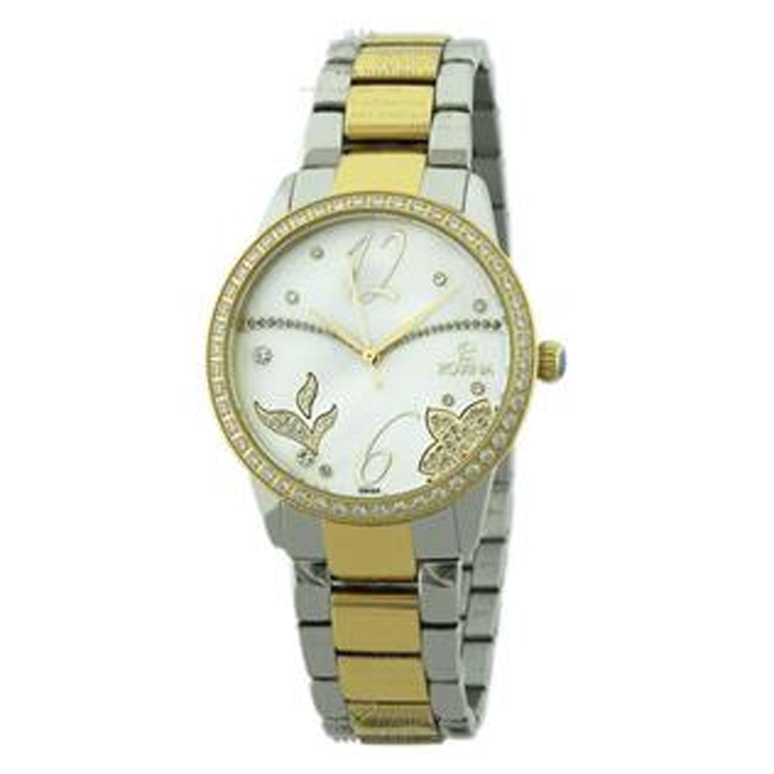 خرید و قیمت                      ساعت مچی  زنانه روینا مدل 22148-L2BW