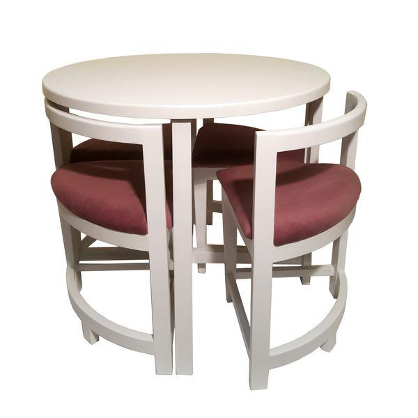 میز و صندلی ناهارخوری مدل K311.42
