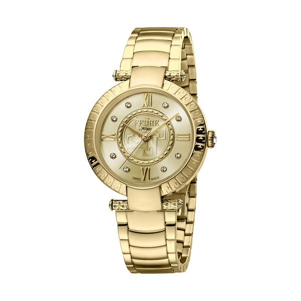 ساعت مچی عقربه ای زنانه فره میلانو مدل FM1L104M0071