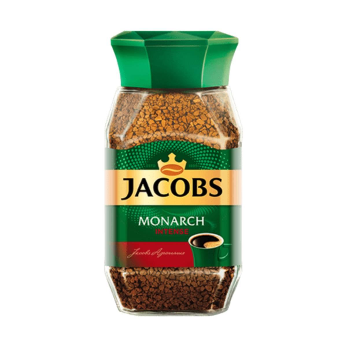 قهوه فوری مونارک اینتنس جاکوبز - ۱۹۰ گرم main 1 1