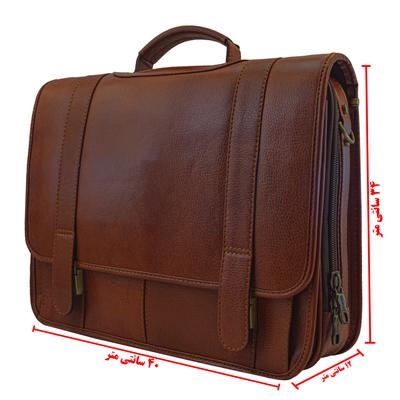 کیف اداری مردانه مدل 12012