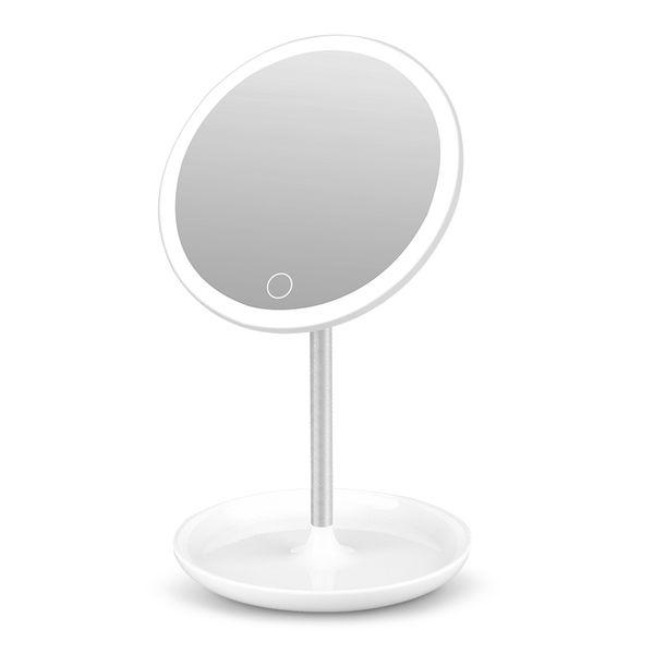 رینگ لایت و آینه آرایشی مدل AM-Circle