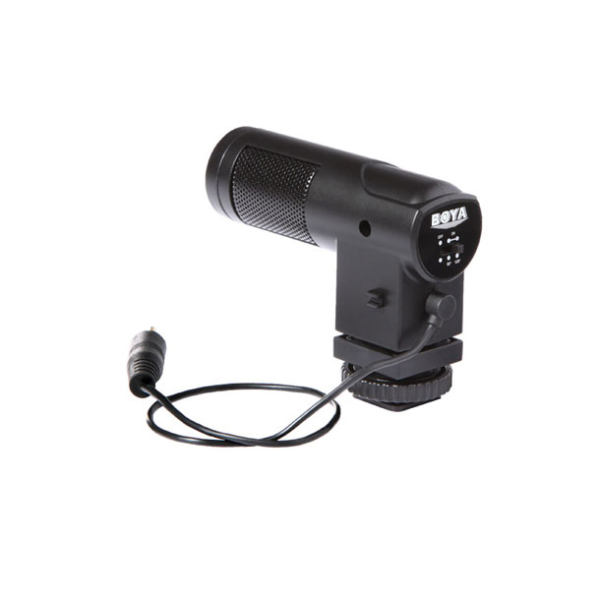 میکروفون دوربین  بویا مدل BY-V01