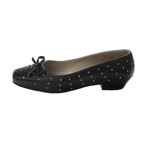 کفش زنانه چرم آرا مدل sh064 کد me