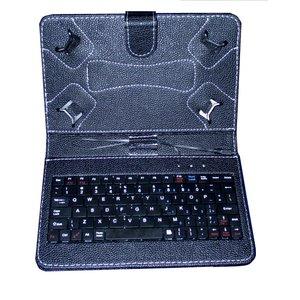 کیف کلاسوری کیبورد دار مدل HA09 مناسب برای تبلت 7 اینچی