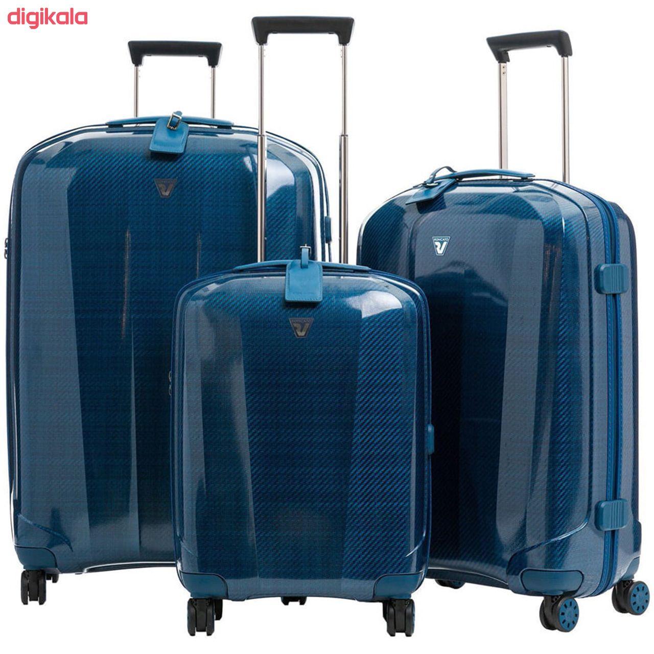 مجموعه سه عددی چمدان رونکاتو مدل 5950 main 1 3