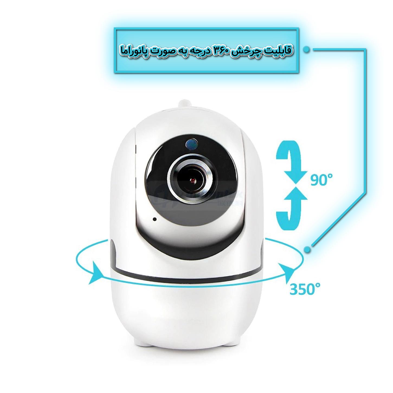 دوربین کنترل کودک مام مدل QWB-360EYES main 1 1