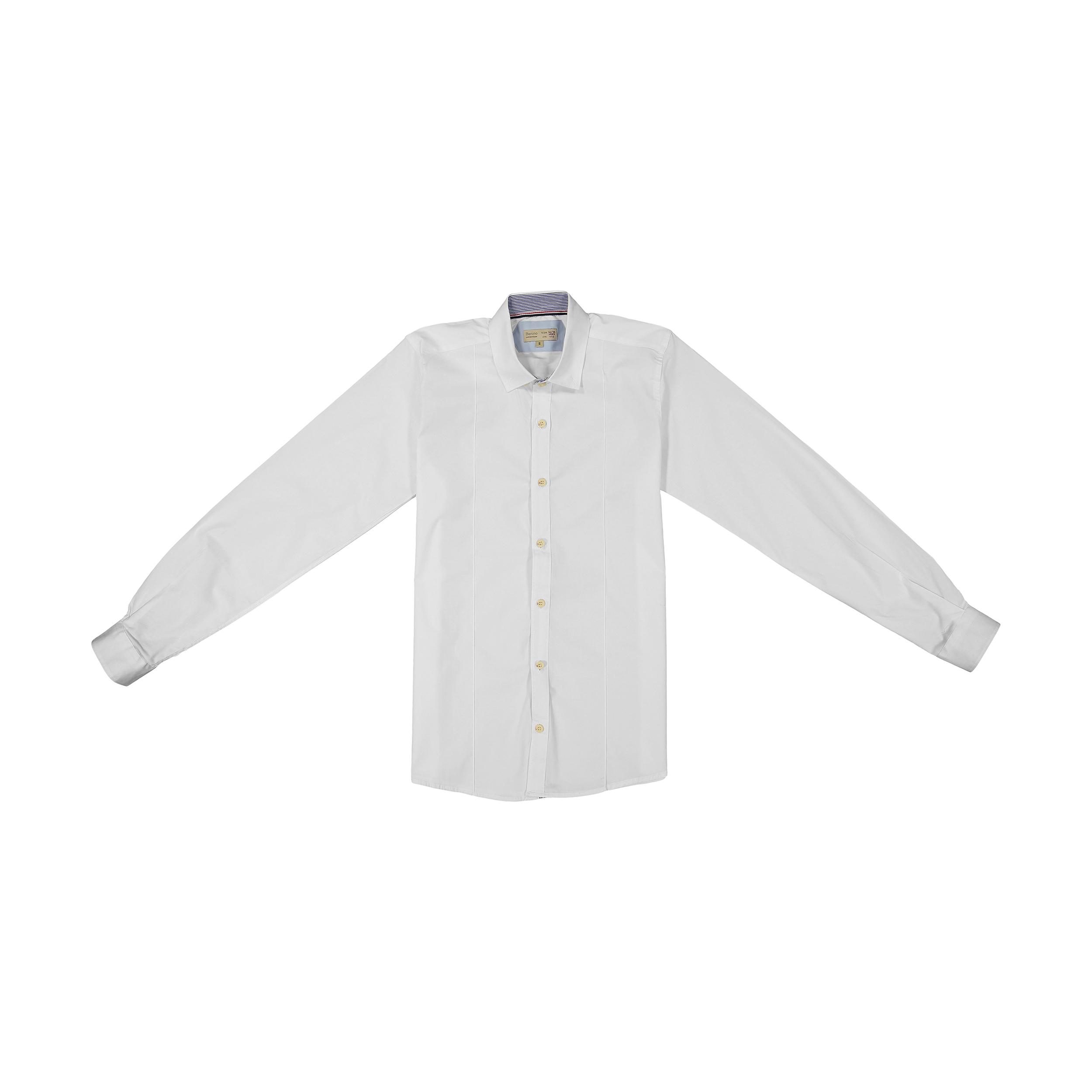 پیراهن پسرانه بانی نو مدل 2191153-01