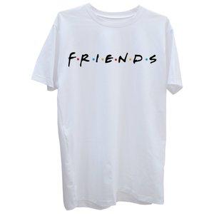 تی شرت آستین کوتاه مردانه طرح فرندز کد T84