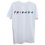 تی شرت آستین کوتاه زنانه طرح فرندز کد Z84 thumb