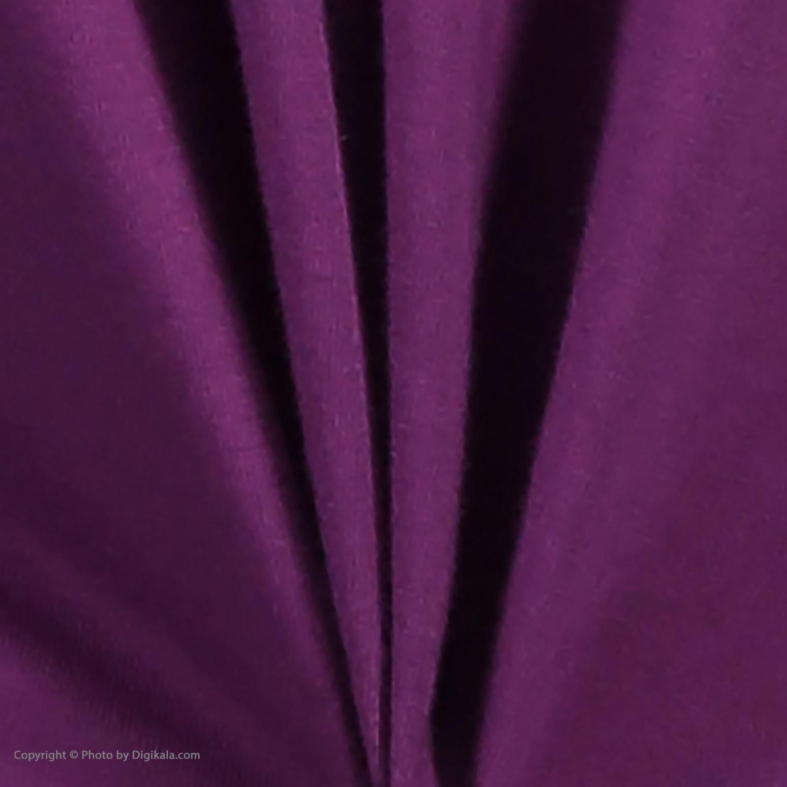ست تی شرت و شلوارک راحتی زنانه مادر مدل 2041100-67 -  - 7