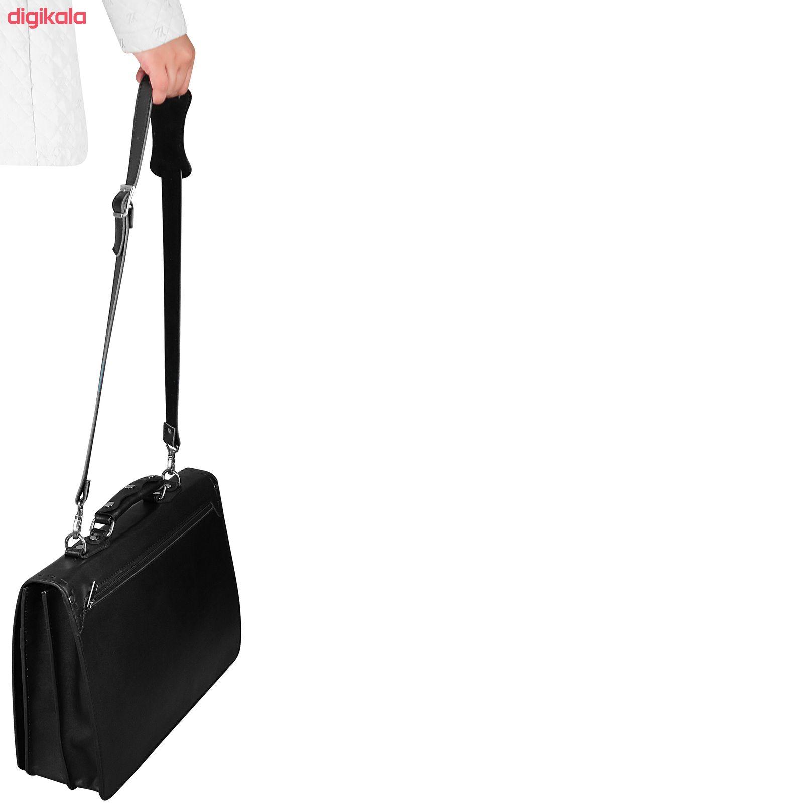 کیف اداری مردانه مدل L73 main 1 2