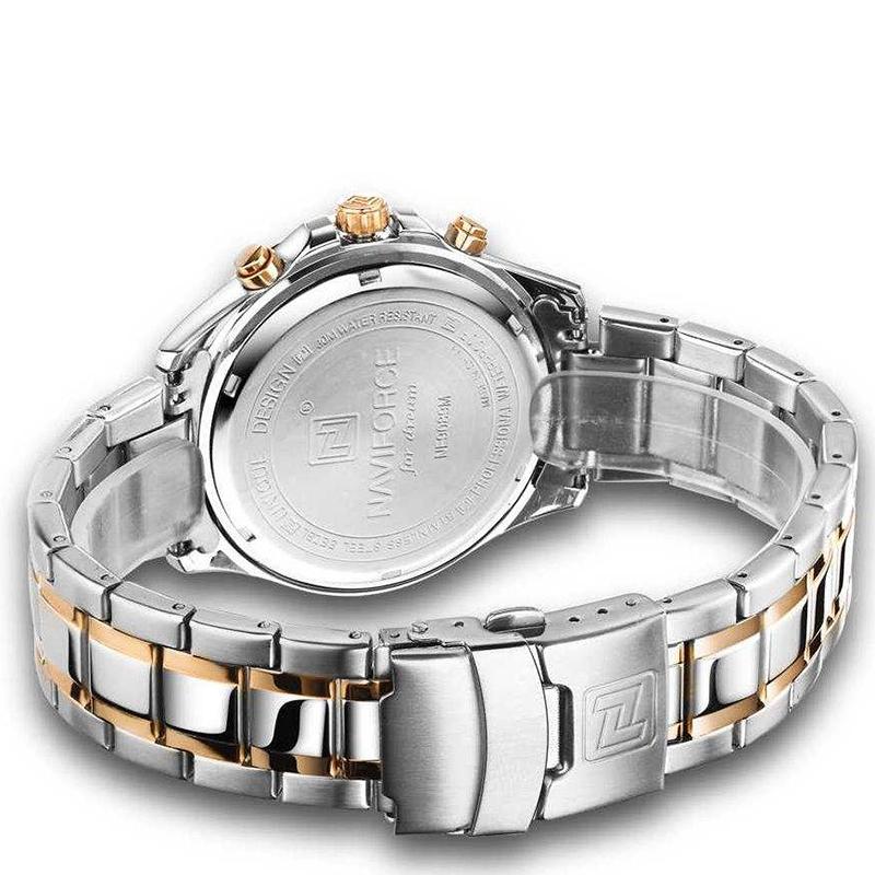 ساعت مچی عقربهای مردانه نیوی فورس مدل NF9089M R