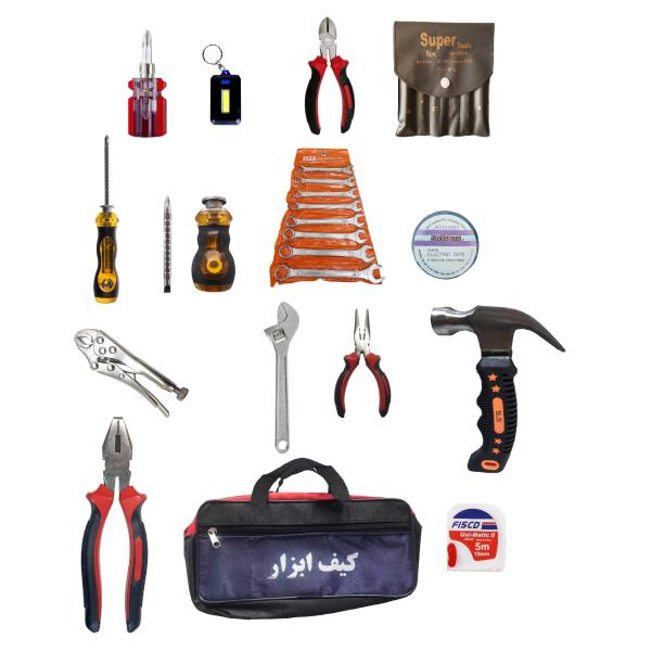 مجموعه 29 عددی ابزارآلات مدل B5