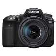 دوربین دیجیتال کانن مدل EOS 90D به همراه لنز 135-18 میلی متر IS USM thumb 1