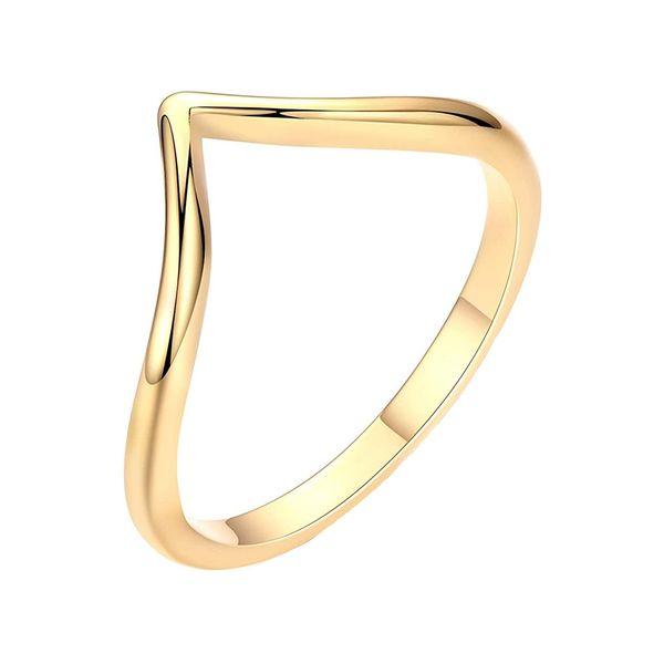 انگشتر طلا 18 عیار زنانه قیراط کد GH2091