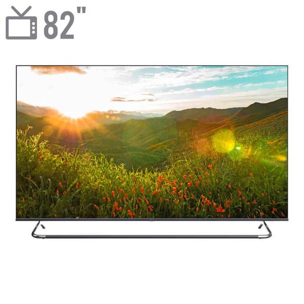 تلویزیون ال ای دی هوشمند جی پلاس مدل GTV-82KE821S سایز 82 اینچ